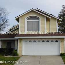 Rental info for 8124 Woodmill Place in the 95843 area