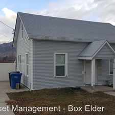 Rental info for 650 West 300 North in the Brigham City area