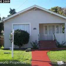 Rental info for 9309 Plymouth Street in the Castlemont area