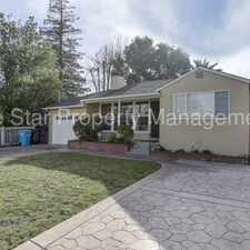 Rental info for Charming Redwood City home with pool near multiple technology employers! Free rent until March! in the Redwood City area