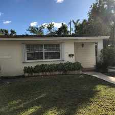 Rental info for 9100 SW 29th Ter in the Westchester area