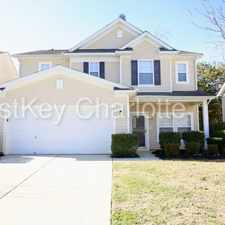 Rental info for 9803 Falling Stream Drive Charlotte NC 28214 in the Charlotte area