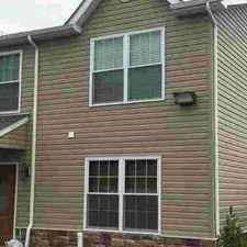 Rental info for 16 Belmont Ave #5 Quakertown, Newer 2 BR Townhome in