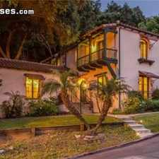 Rental info for $4950 3 bedroom House in San Gabriel Valley South Pasadena in the Los Angeles area