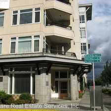 Rental info for 2000 Alaskan Way #444 in the Downtown area