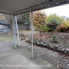 Rental info for 1038 Pepperwood in the Grants Pass area