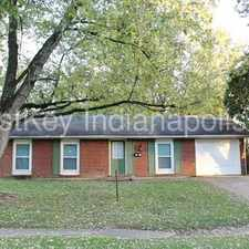 Rental info for 3531 N Luewan Drive in the Indianapolis area