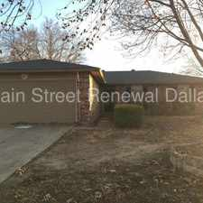 Rental info for HOME IS AVAILABLE FOR IMMEDIATE MOVE IN in the Grand Prairie area