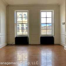 Rental info for 932 N Charles St. in the Baltimore area