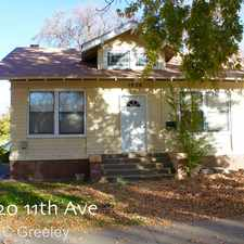 Rental info for 1820 11th Ave