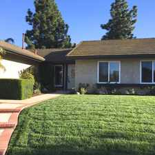 Rental info for Beautiful Updated One Story 4 Bedroom House in the Thousand Oaks area