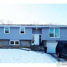 Rental info for Spacious 4 bedroom Raised Ranch