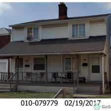 Rental info for Nice big 3 bedroom New carpet in the South Linden area