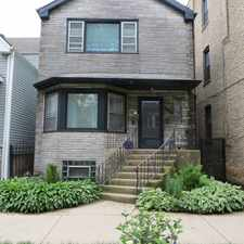 Rental info for 2053 W Cuyler Avenue - Unit 2 in the Chicago area