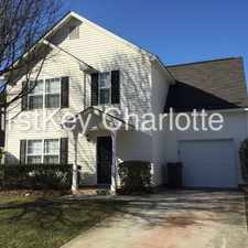 Rental info for 2422 Fairstone Avenue Charlotte NC 28269 in the Charlotte area