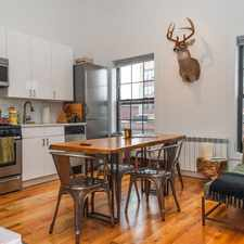 Rental info for 152 franklin ave #3 in the New York area