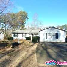Rental info for 1919 Young Rd in the Redan area