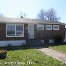 Rental info for 2411 Durham St NW in the 24017 area