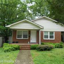 Rental info for 2017 Kenilworth Ave. in the Freedom Park area