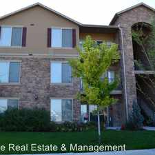 Rental info for 476 W 200 N #102 in the Springville area