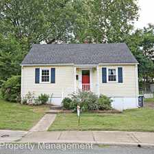 Rental info for 1109 Rayon St in the Charlottesville area