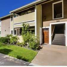 Rental info for 566 Telegraph Canyon Rd. Unit E in the Castle Park area