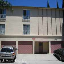 Rental info for 620 Acanto Street #1 in the Los Angeles area