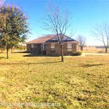 Rental info for 9686 Indian Trail