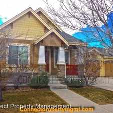 Rental info for 1144 Village Circle in the Erie area