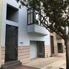 Rental info for 1902 Steiner Unit B in the San Francisco area