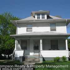 Rental info for 2322 S 33rd St in the Hanscom Park area