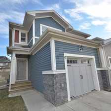 Rental info for 3710 Allan Drive in the Anthony Henday Terwillegar area