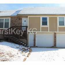 Rental info for 14609 Craig Ave in the Kansas City area