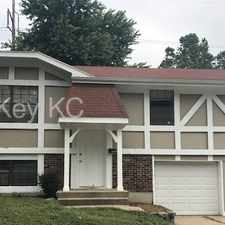 Rental info for 6404 East 140th Terrace in the Kansas City area