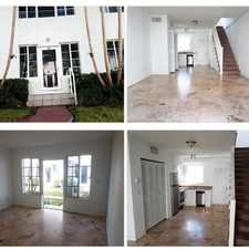 Rental info for 2190 Bay Drive in the Miami area