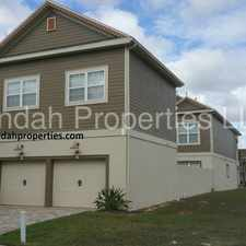 Rental info for Spacious 4/3 Pool Home Located in Gated Community of Reunion