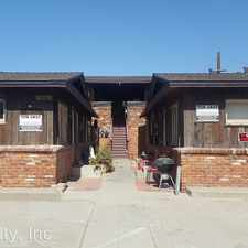 Rental info for 802-812.5 El Carmel Place in the Mission Beach area