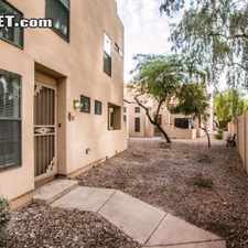 Rental info for $1275 2 bedroom Townhouse in Chandler Area in the Phoenix area