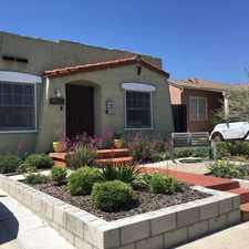 Rental info for $3100 2 bedroom House in Mid City San Diego Normal Heights in the San Diego area