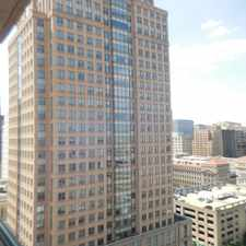 Rental info for 414 Water Street Unit 1806 in the Baltimore area