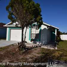Rental info for 9710 Red Clover Avenue in the Orlando area
