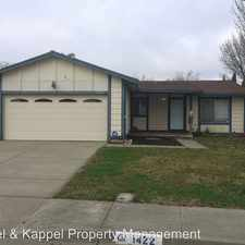 Rental info for 1422 SHASTA STREET in the Fairfield area