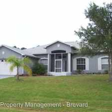 Rental info for 1575 Starboard NW in the 32907 area