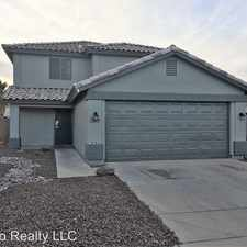 Rental info for 12414 N 121st Dr in the El Mirage area