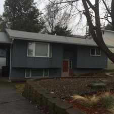 Rental info for 1810 NW Hall Drive in the Pullman area