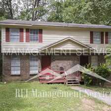 Rental info for 1725 6th Place Circle Northwest in the Birmingham area