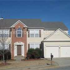 Rental info for Great Kennesaw Home!! Unfinished Basement! in the Kennesaw area