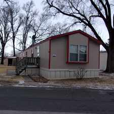 Rental info for 1915 East Macarthur Road #65 in the Wichita area
