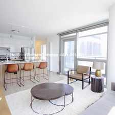 Rental info for 335 West Wolf Point Plaza in the Fulton River District area