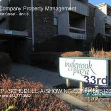 Rental info for 114 E. 41st Street in the Southmoreland area